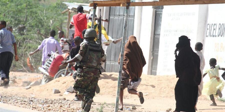 肯尼亚大学遇袭事件现场直击