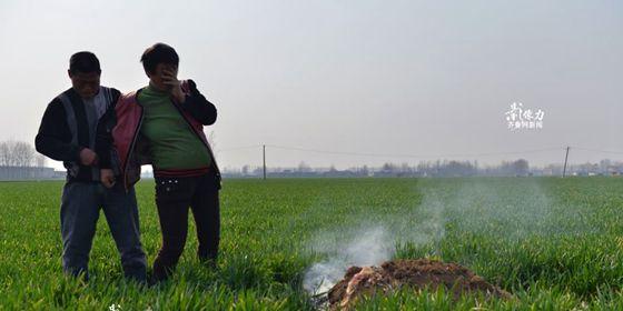 山东43岁农村失独母亲再孕 产前给丧子上坟