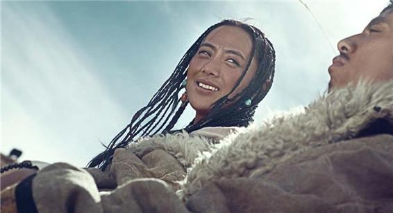 组图:80后藏族新人结婚照走红