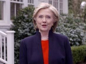 希拉里参选总统获奥巴马力挺 专家:她上台或牵制中国崛起