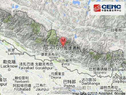 尼泊尔发生8.1级地震 中国驰援