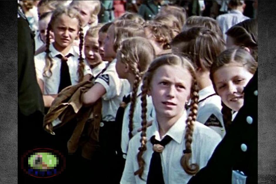 德国少女联盟:纳粹唯一的女性青年组织