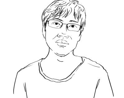 【青春8090】长沙学院董志斌:心中有爱 就有翅膀
