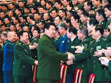 中国政府发表《中国的军事战略》白皮书