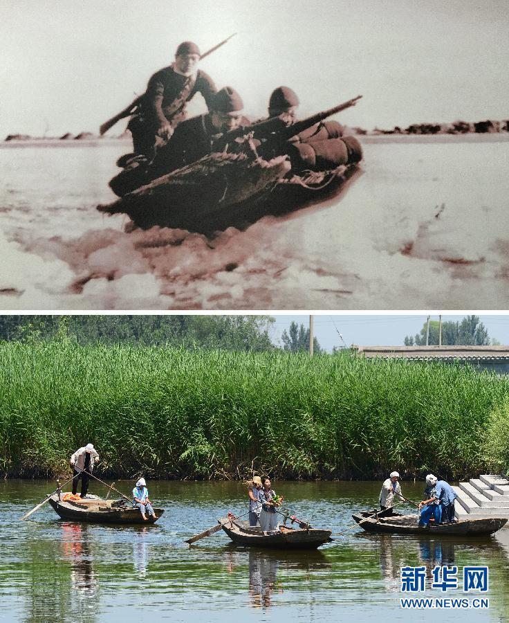 历史上的今天 卢沟桥事变 全民族抗战爆发78周年