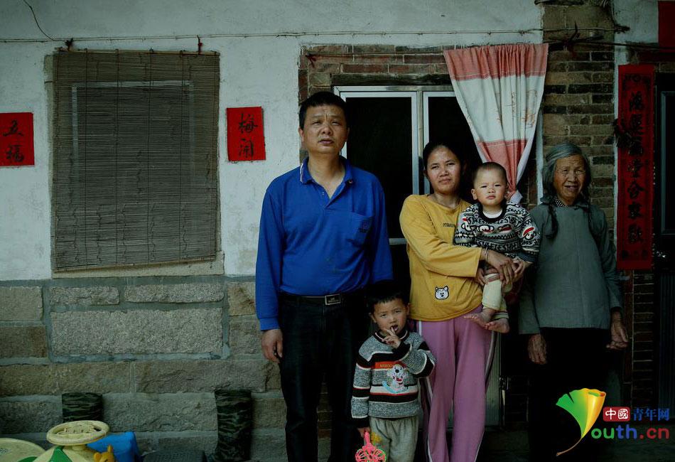 图片故事:中国的越南媳妇儿