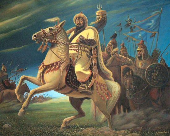 元朝皇帝没有陵墓嘛 成吉思汗陵墓在哪