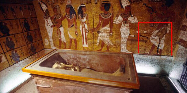 """古埃及""""武则天""""墓室或被发现"""