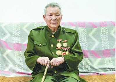 平江老战士刘剑平:我们平江团,一个顶两个