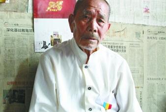 95岁抗战老兵缅甸打鬼子:我打死了30多个鬼子兵