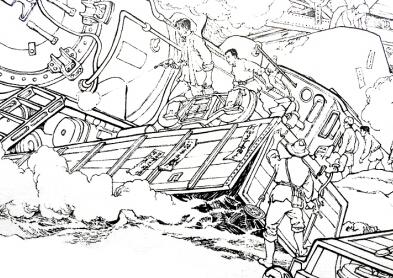 湘南民抗纵队六中队的抗日故事:铁道线上,杀敌的好战场