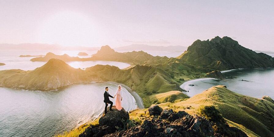 全球最佳地点浪漫婚礼照震撼出炉