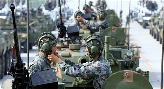 直击:阅兵训练基地的24小时