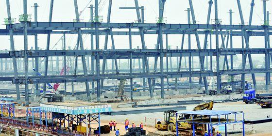 长沙最大会展中心明年10月竣工