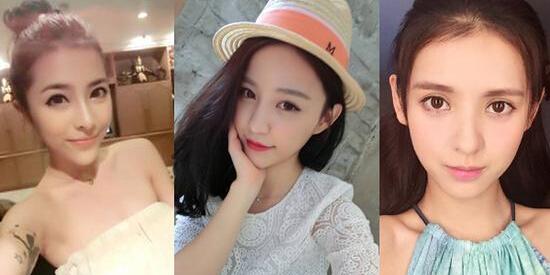 王思聪前女友大集合 为什么网红都受富二代喜欢!