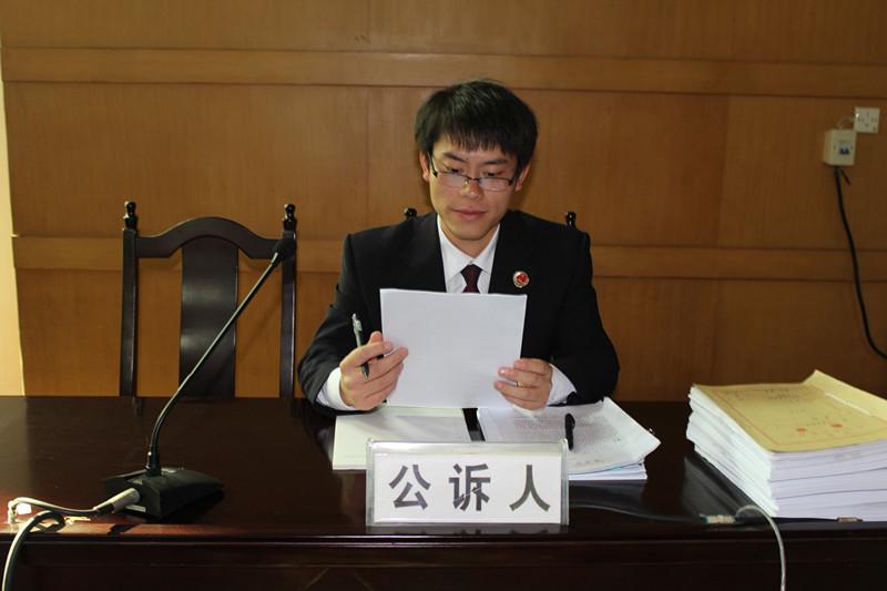 工作狂杨俊杰:公诉席上不懈的斗士