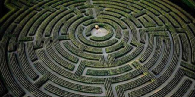 迷失方向!全球八大最神秘壮观的迷宫