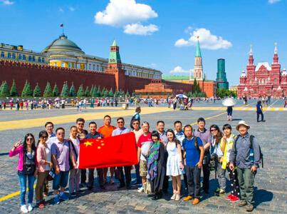 2015中俄红色旅游:从毛泽东故乡到列宁故乡