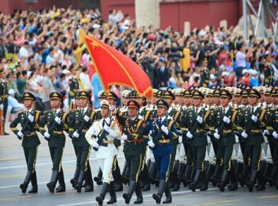 视频回放:抗战胜利70周年阅兵盛典