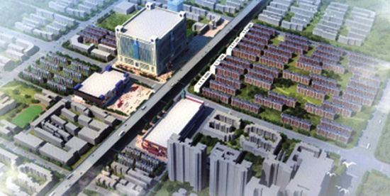 长沙火车站周边片区拟新增12个运动场
