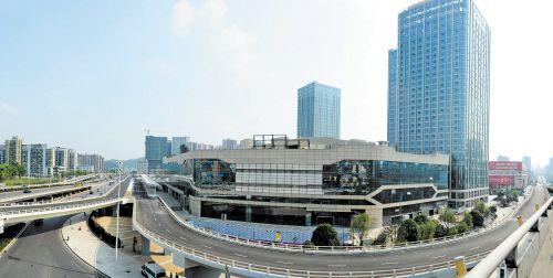 湘江新区交通枢纽
