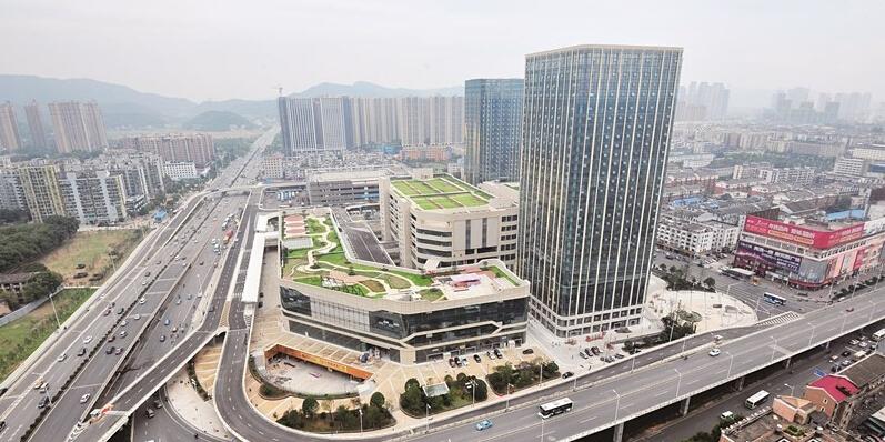 长沙湘江新区交通枢纽抢先看