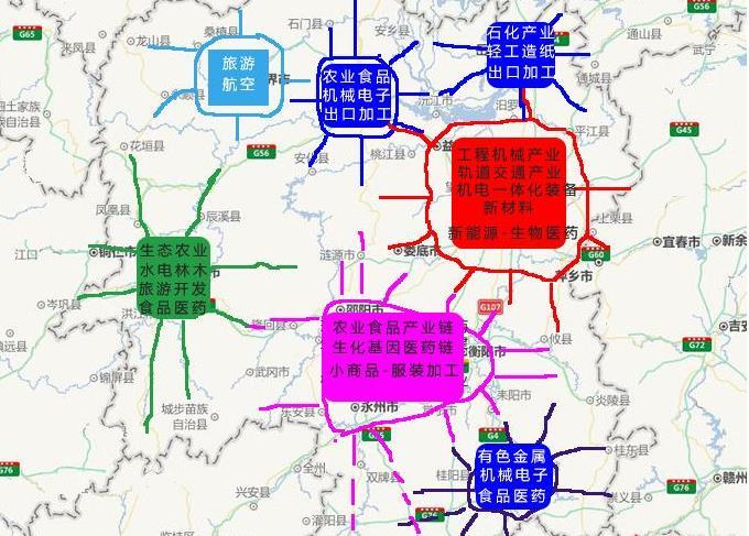 智库研究成果:建议湖南分五大区域推进城乡一体化