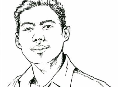 新化务工青年刘庆平自掏腰包20多万元回家乡修路
