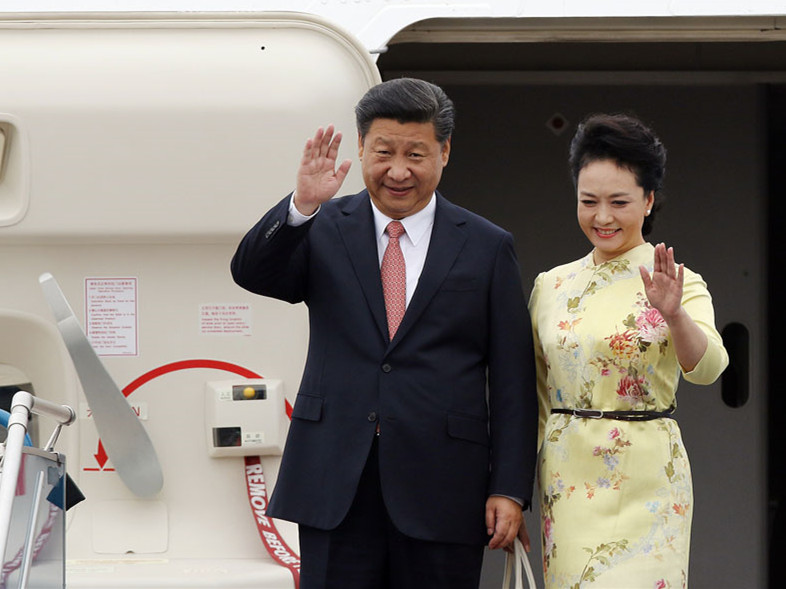 习近平对越南、新加坡进行国事访问