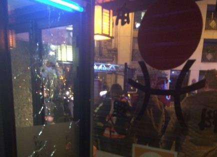 巴黎10区发生枪战 死亡人数上升至40人(图)