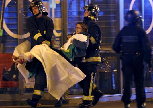 英国高官将举行紧急会议 评估巴黎恐怖袭击影响