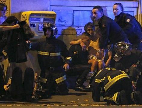 法媒还原恐怖袭击过程:至少5人实施 四处遭袭