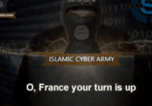 IS庆祝法国爆恐袭击:巴黎的今天如美国的9.11