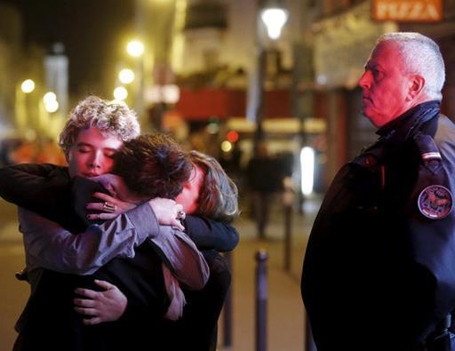 习近平:最强烈谴责巴黎系列恐怖袭击