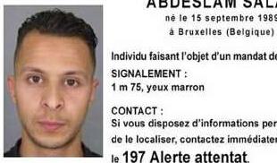 法国警方公布巴黎恐怖袭击事件嫌犯头像(图)