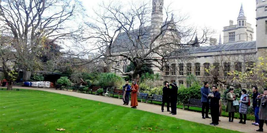 国学践行走进英国 共话中国传统文化