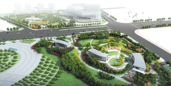 长沙先锋文化公园明春开园 投资逾6500万