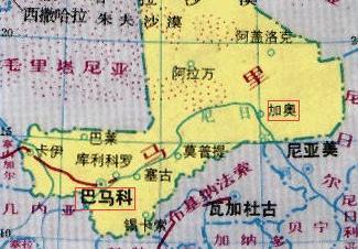 马里驻有中国维和部队 距事发地约1200公里
