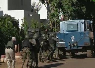 BBC:马里酒店袭击事件中3名枪手死亡