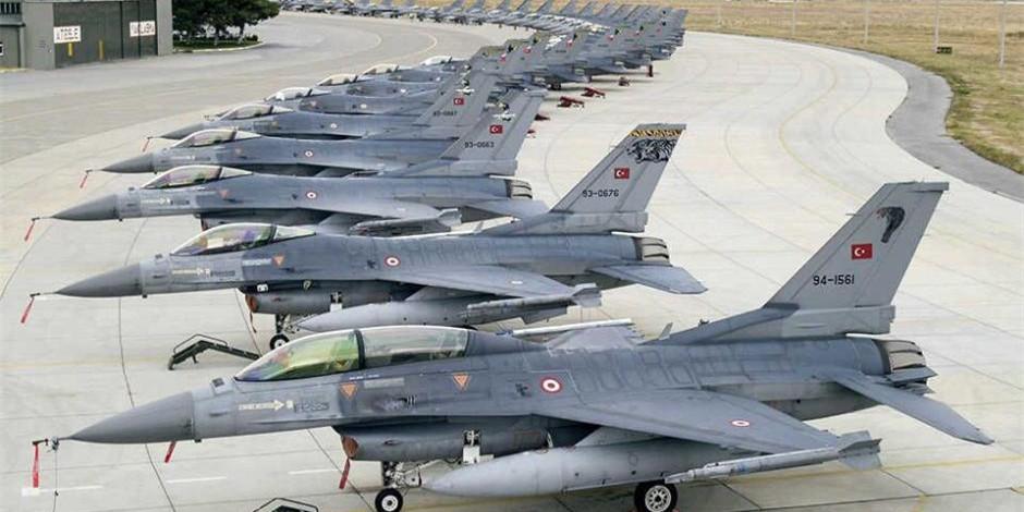 土耳其凭啥与俄叫板? 两国空军实力大盘点