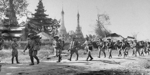滇缅会战 抗战反攻的真正起点