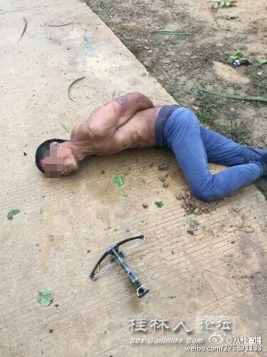广西2男子偷狗被打1死1伤 村民在伤口上撒盐