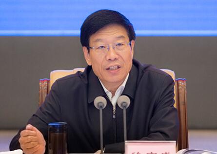 徐守盛:压实基层党建责任 让老百姓有更多获得感