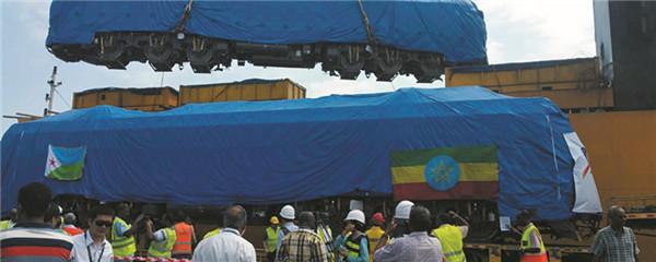 中车株机牵引埃塞俄比亚铁路进入电气化时代