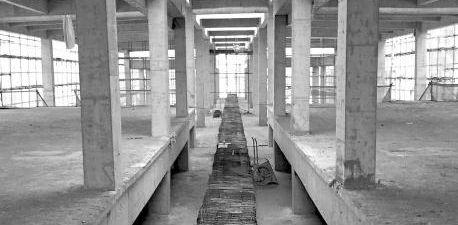 长沙磁浮工程高铁站主体完工 明年5月后使用
