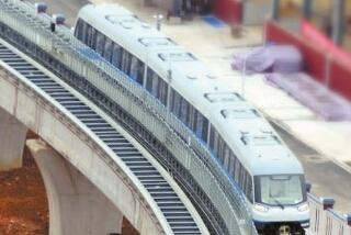 磁浮御风而行 开启长沙轨道交通新格局