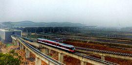 杜家毫署名文章:写在长沙磁浮列车开通试运行之时