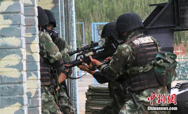 境外媒体评中国首部反恐法立法:出于现实需要