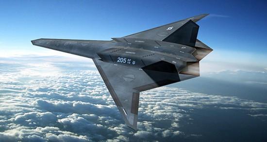 揭秘美国新轰炸机:可在中国领空全境停超1小时
