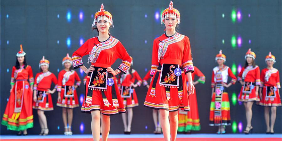 2015新丝路湖南半决赛汝城举行 30强佳丽名单出炉